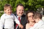 die fertige familie